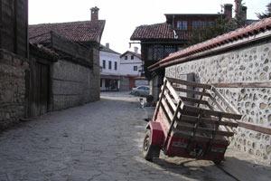 Улица Банско